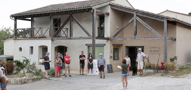 Muriel Landat-Pradeaux, Dordogne